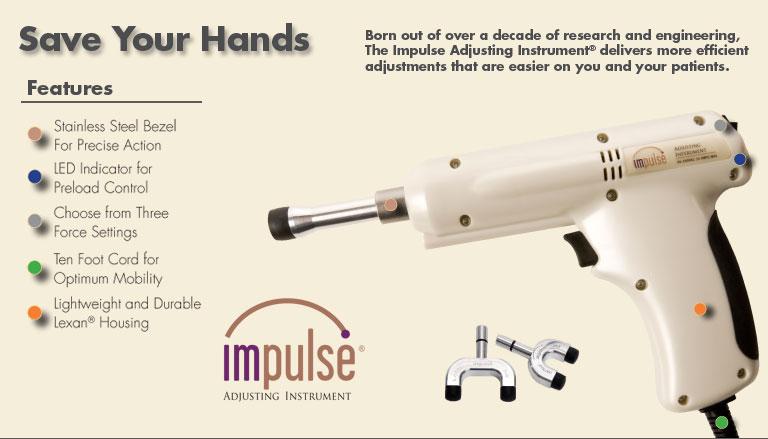Impulse Adjusting Instrument